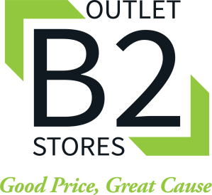 B2 Outlet Stores Good Price. Great Cause.