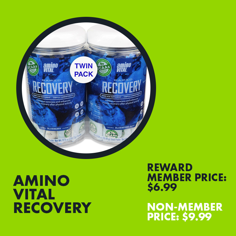 Amino Vital Recovery, Supplement, Workout