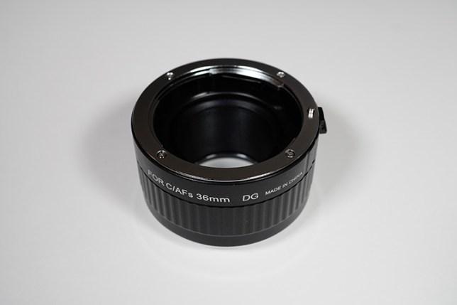 VILTROX DG-C AUTOMATIC EXTENSION TUBE Set Canon (36mm)