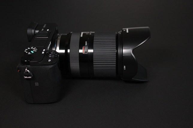 Sony α6400 + TAMRON 18-200mm F/3.5-6.3 Di III VC-ワイド側-横