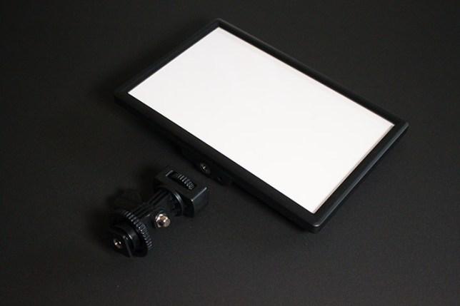 Viltrox L116T プロ 薄型 LED ビデオライト