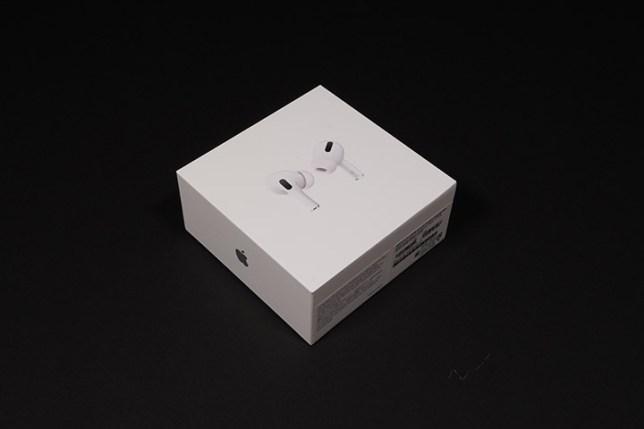 Apple AirPods Pro 箱