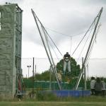 Frankley Carnival: Bungee trampoline