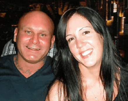 Dave & his partner Wendy | Image from WM Police
