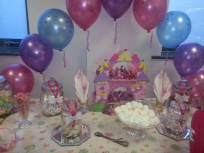 Princess buffet