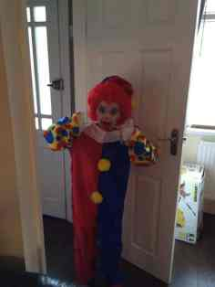 Kelly Halpin sent this - getting ready for a day at Reaside school!