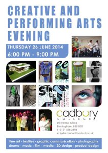 Creative and Performing Arts Show