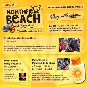 Beach 2014_Facebook_Schedule_Wed