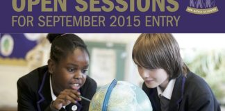 ARK Kings Academy Admissions Open Sessions for September 2015 Entry