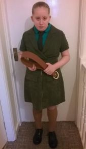 Miss Trunchbull from Matilda *gulp!*