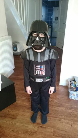 Darth Vader from @deanne2622