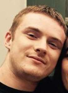 Jake Waldron, 25, sadly died at the scene