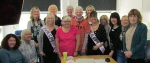 Meeting of Birmingham WASPI supporters