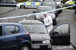 A man was shot in Parkside on Sunday 30th April