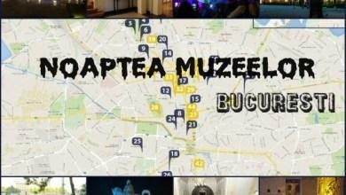 Photo of Noaptea Muzeelor Bucureşti: 23 de muzee cu program online şi fizic, adaptat restricţiilor. Vezi lista completă