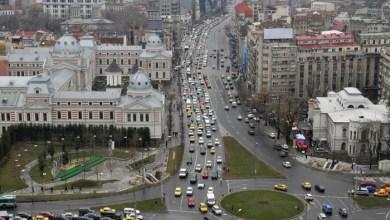 Photo of Recomandări trafic pentru București. Avertismentul Brigăzii Rutiere pentru șoferi