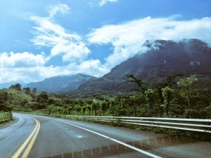 La ruta hacia Tuxtla Gutiérrez pasando Coatzacoalcos