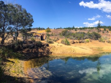 panoramica pozos azules