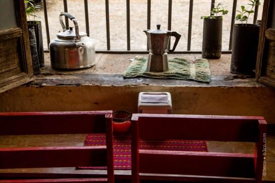 Lugar de cafés