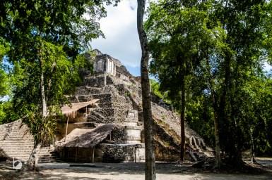 Templo de los cormoranes.
