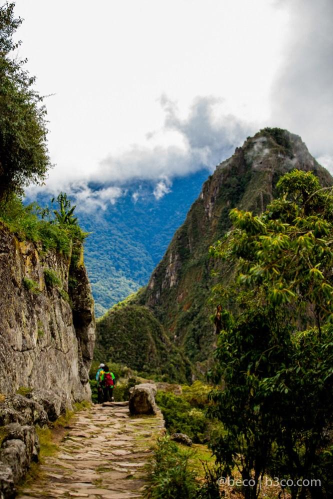Las vistas de la montaña