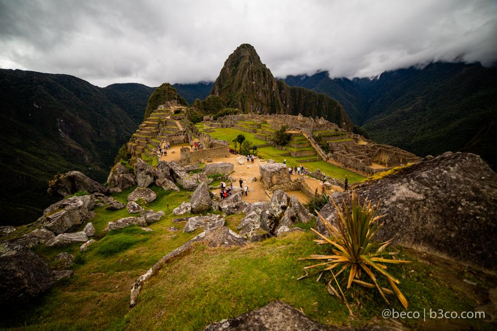 Machu Picchu et al.