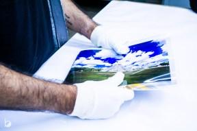 No importa si hay mucho contraste en la imagen, no rompe los colores y mantiene la profundidad de éstos.