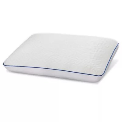 serta gel memory foam pillow with constantcool cover