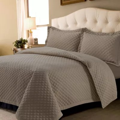 solid color quilts bed bath beyond