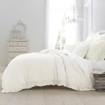 Wamsutta Vintage Washed Linen Duvet Cover Bed Bath Beyond