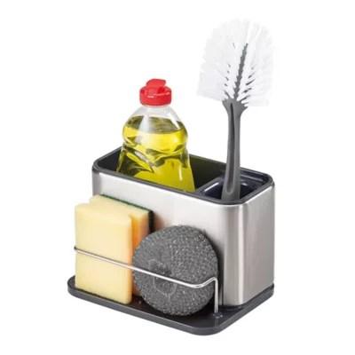 kitchen sponge holders sink caddies