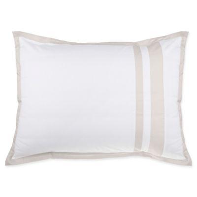 pillow sham covers bed bath beyond