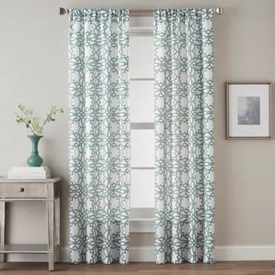 seafoam curtains bed bath beyond