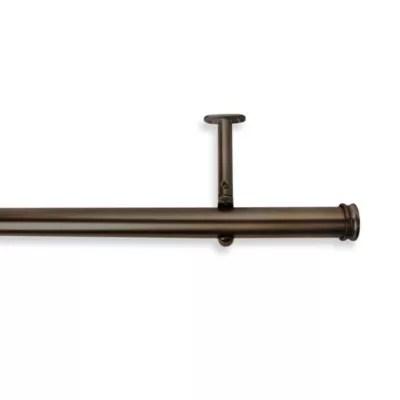 cambria premier complete decorative drapery rod in oil rubbed bronze bed bath beyond