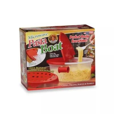 microwave pasta boat bed bath beyond
