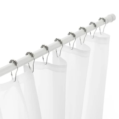 shower curtain tension rods bed bath