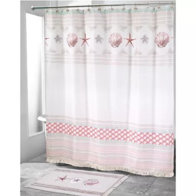 Avanti Coronado Shower Curtain Collection Bed Bath Beyond