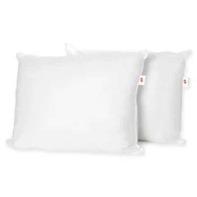 sofloft 2 pack extra firm density pillows