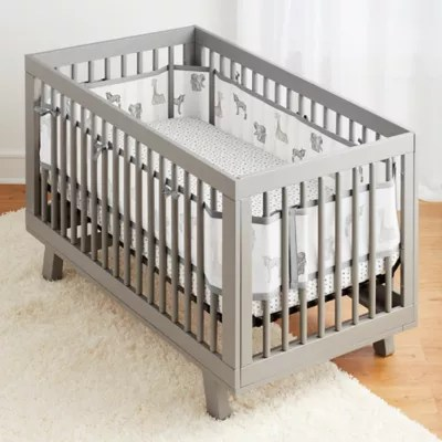 neutral crib bedding bed bath beyond