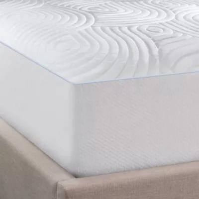 tempur pedic performance luxury cooling waterproof mattress pad