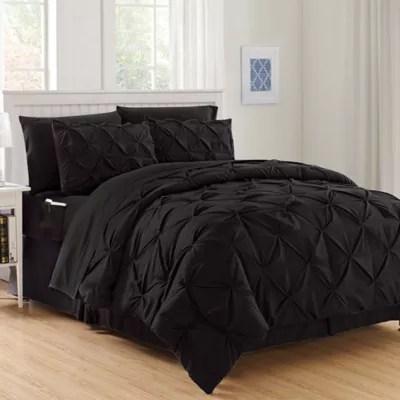 black white gray comforter set bed