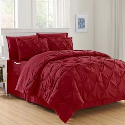 burgundy bedding sets bed bath beyond