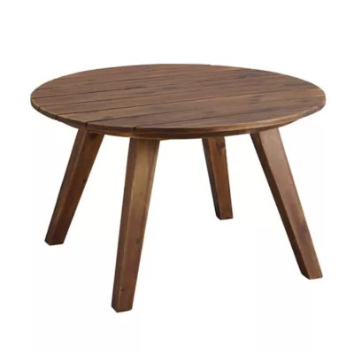 https www bedbathandbeyond com store product forest gate 30 inch round acacia wood patio coffee table 5497681