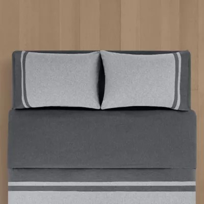 Calvin Klein Strata Bands Duvet Cover Bed Bath Beyond