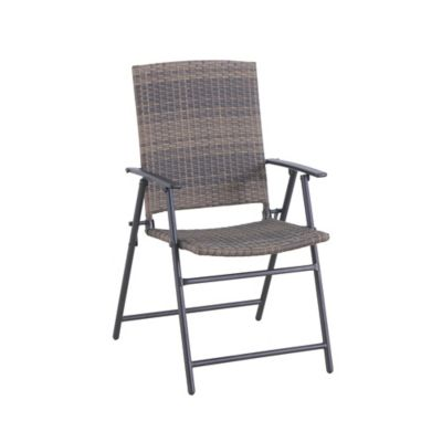 metal patio chairs with cushions bed