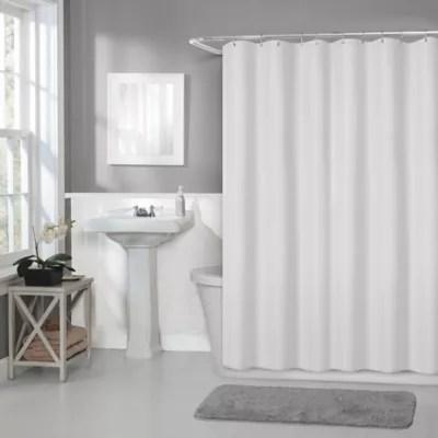 titan 70 inch x 72 inch waterproof fabric shower curtain liner