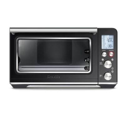 breville smart oven air fryer in black bed bath beyond