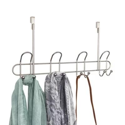 the door metal hook rack bed bath