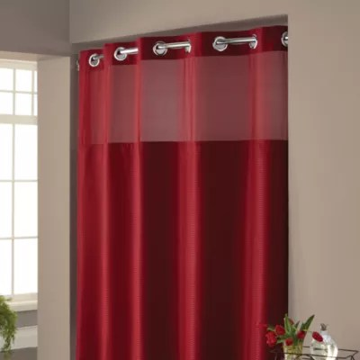 stall size shower curtains bed bath