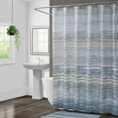 shower curtains bed bath and beyond